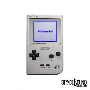 Gameboy Pocket with Backlight